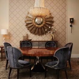Bespoke furnishings, designed by Erinn Valencich for Erinn V.   Made in America since 2005.