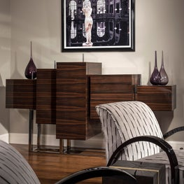 Bespoke Living Room Console