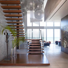 Vero Beach Residence - Foyer