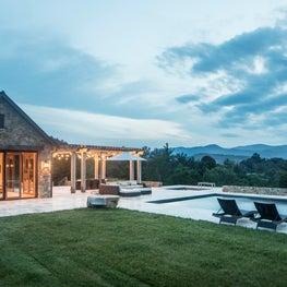 Thornton River Pool House