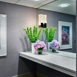 Pittsburgh Law Offices Ladies Restroom Vestibule