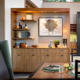 Martis Camp Residence Dining Room