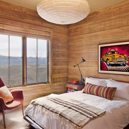Inviting Guest Bedroom - Park City