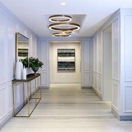 Lobby of NYC Residence