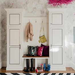 Not Your Typical Mudroom