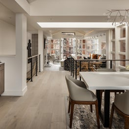 Aspen Core Townhome Dining and Bar