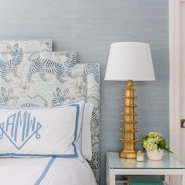 Trellis Home Design_Master Bedroom detail