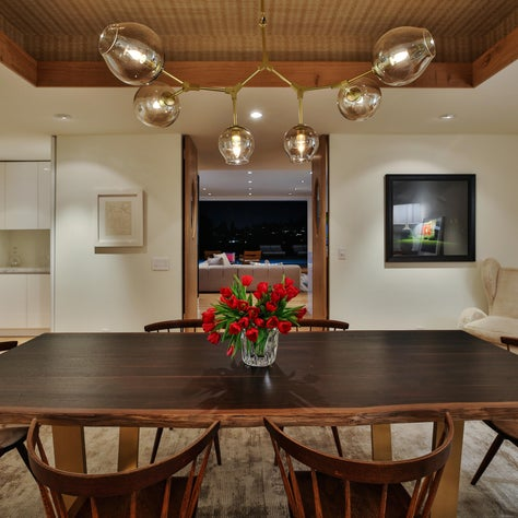 Dining Room - Trousdale Estates/Coldwater Canyon