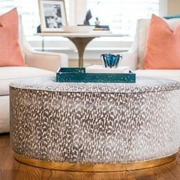 Royal Oaks Houston, Master Bedroom Sitting Area Vignette