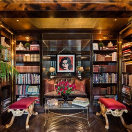 Tommy Hilfiger's NYC Plaza Penthouse Apartment