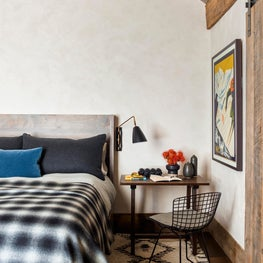 Ski Chalet - Boy's Bedroom