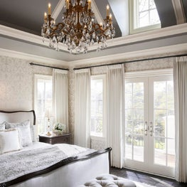 French Chateau / Master Bedroom