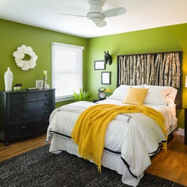 Your Guests May Never Want to leave - Guest Bedroom
