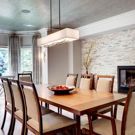 New Jersey Contemporary Dining Room