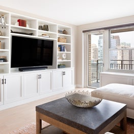 Upper West Side Living Room