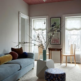Bed-Stuy Amuse-Bouche Living Room