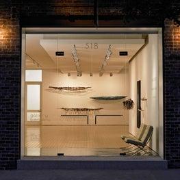 Bienvenu Gallery - Front Facade