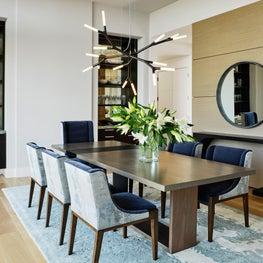Hilltop Dream | Dining Room