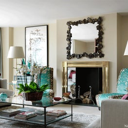 Chelsea Townhouse Living Room