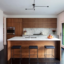 Boerum Hill Residence, Kitchen design collaboration with HenryBuilt