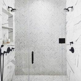 Flatiron Loft, Master Shower