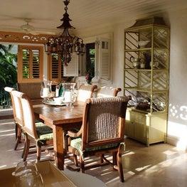 Barbados Residence, Dining Space