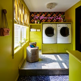 Chartreuse Laundry