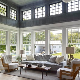 East Hampton Family Room