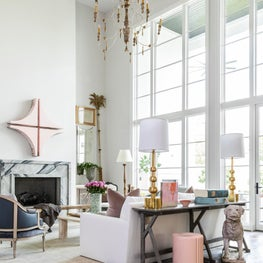 River Oaks Living Room