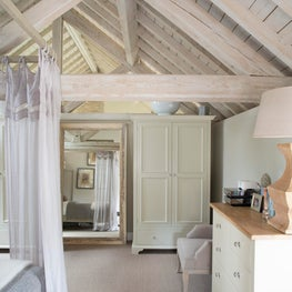 Sims Hilditch Wiltshire Barn Conversion Master Bedroom