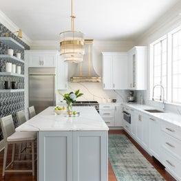 Kitchen Renovation with Custom Details