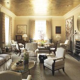 Park Avenue Apartment, Living Room