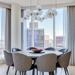 Boston, Millennium Tower, Dining Room