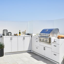 San Francisco Condo/Rooftop Kitchen