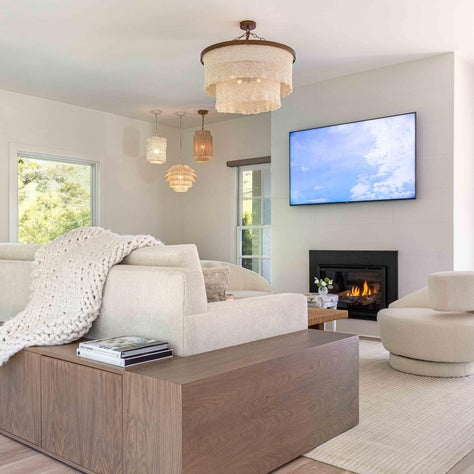 Zen Retreat Living Room