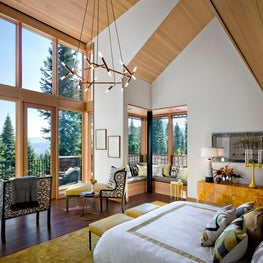 Martis Camp Residence Master Bedroom Suite