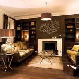St Johns Wood - Living Room