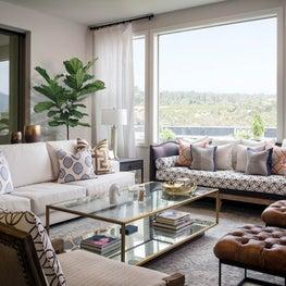 Maison Noir Living Room