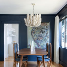 Golden Gate Heights Residence: Dining Room