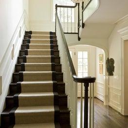 NW Washington Foyer Stairs