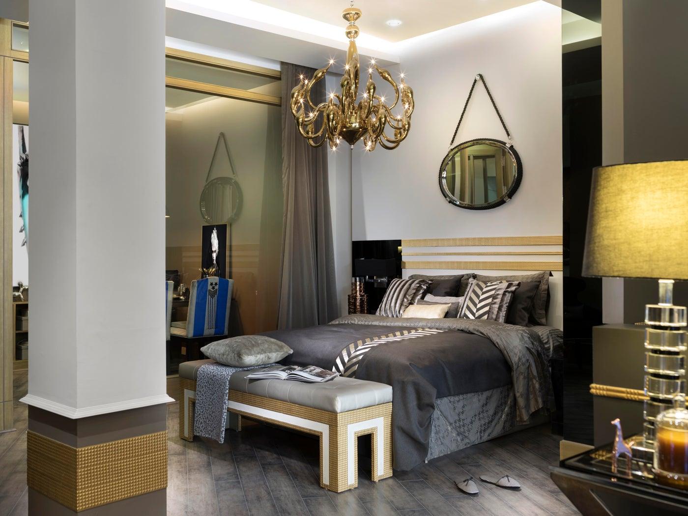 Eclectic Office / Design Studio / Bespoke Bedlinen