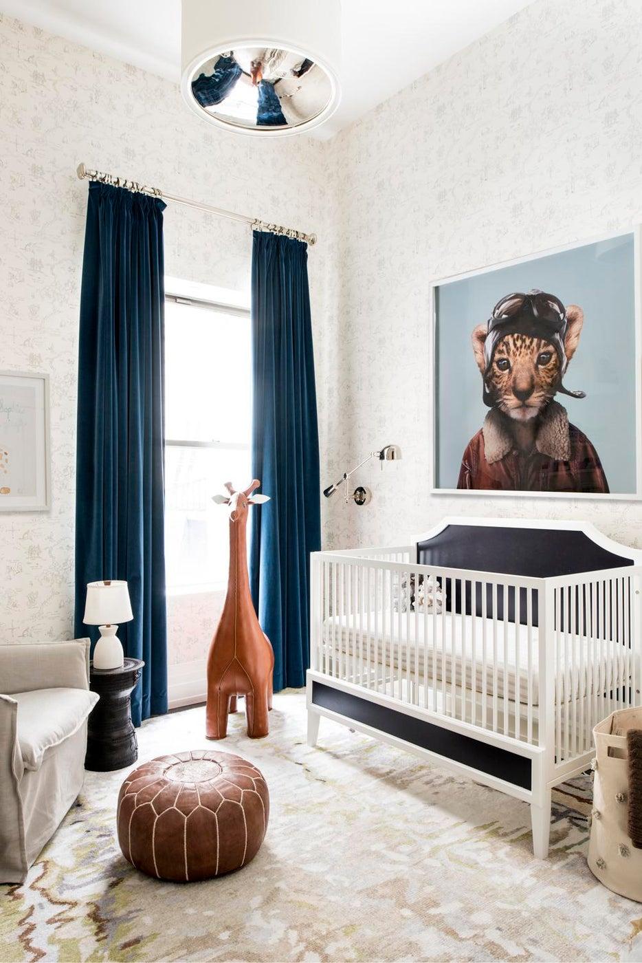 Tribeca Nursery Room