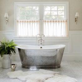 Master Bath, Newton Home