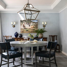 Pacific Palisades - Dining Room