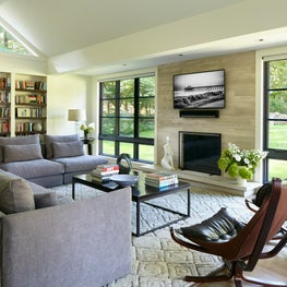 Family Room, Scarsdale, New York