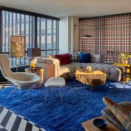 Mies van der Rohe Apartment Living Room