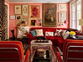 The Maximalist Living Room