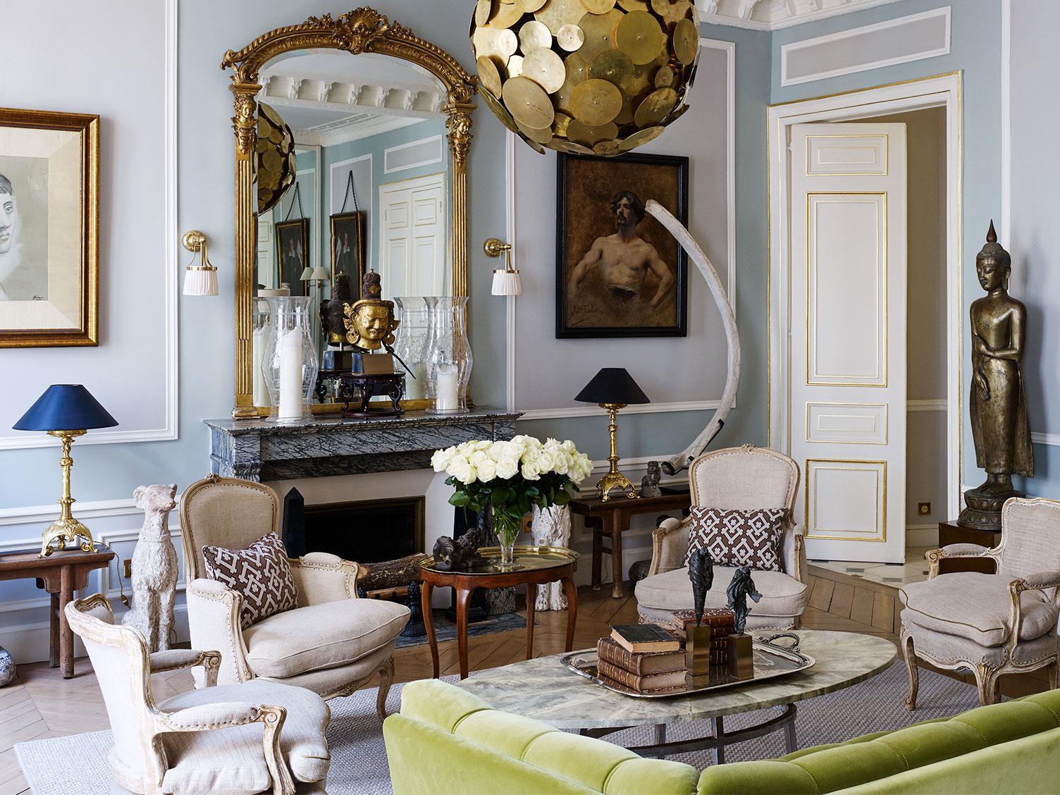 Image Of Paris Apartment
