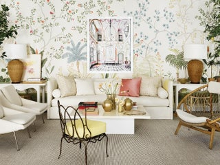 The Vibrant Living Room