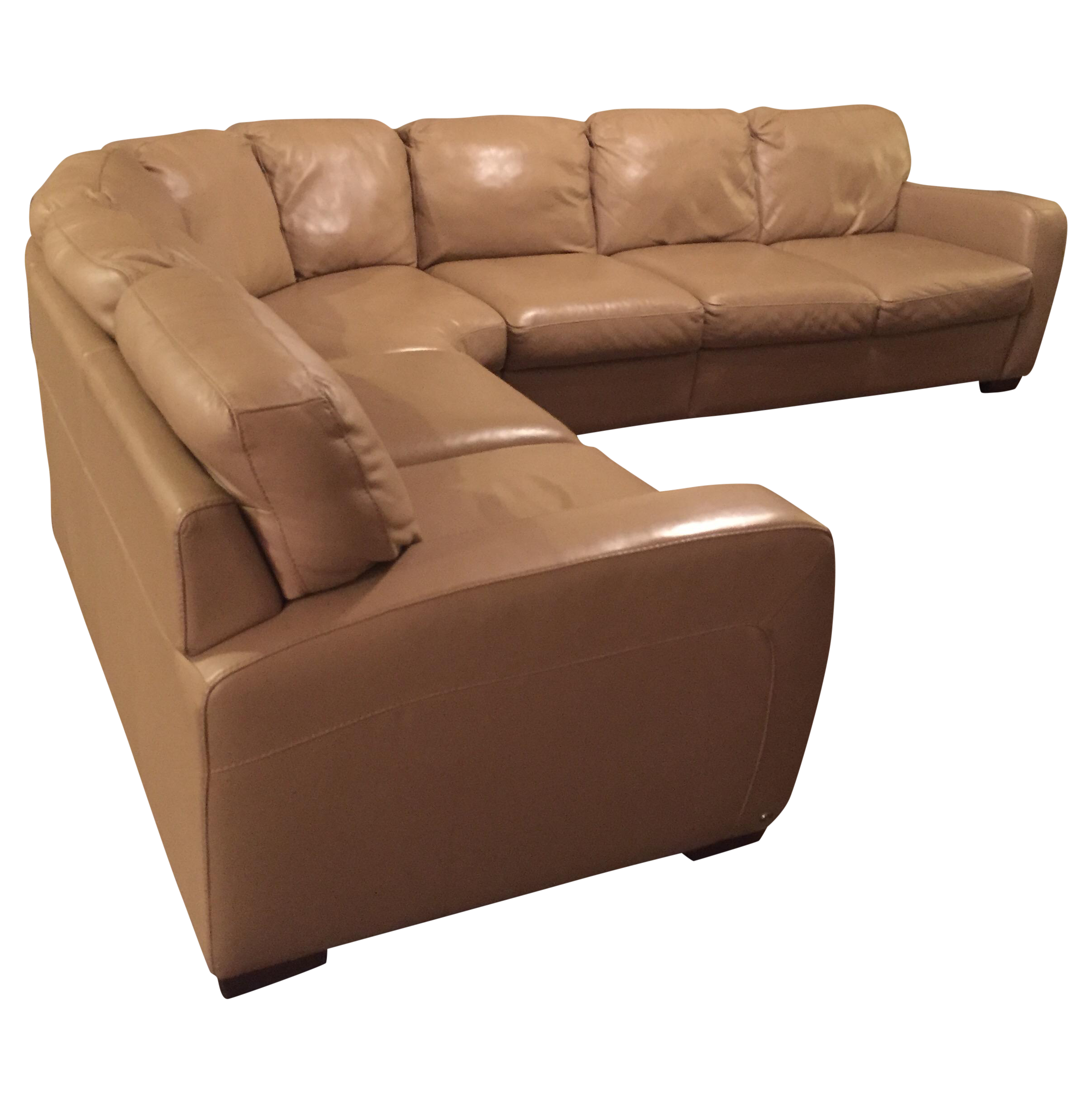chaise fully editions sectional is living natuzzi product room sectionals vara by sh leather